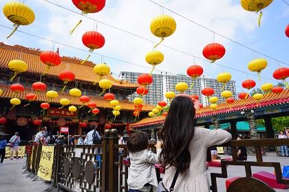 香港の黄大仙